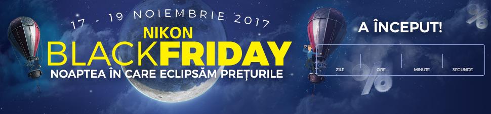 Black Friday 2017 - A inceput!