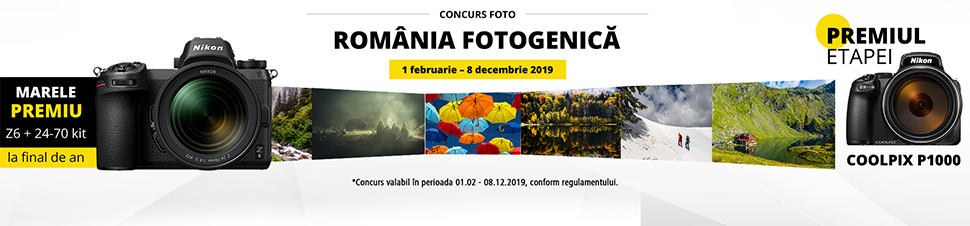 Romania fotogenica!