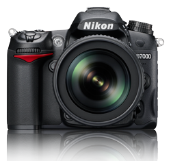 DSLR Nikon D7000