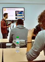 fotografie din sala de curs | 3