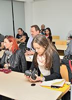 fotografie din sala de curs | 8