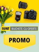 In perioada 16 aprilie 2018- 20 mai 2018 la partenerii oficiali Nikon din Romania. www.nikonisti.ro