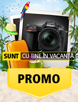 In perioada 6 iunie 2018 - 15 iulie 2018 la partenerii oficiali Nikon din Romania. www.nikonisti.ro