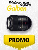 In perioada 1 aprilie - 6 mai 2019 obiectivul NIKKOR 105mm f/2.8G IF-ED AF-S VR Micro se afla in oferta la partenerii oficiali Nikon din Romania. www.nikonisti.ro