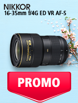 In perioada 7 mai - 3 iunie 2019 obiectivul NIKKOR 16-35mm f/4G ED VR AF-S se afla in oferta la partenerii oficiali Nikon din Romania. www.nikonisti.ro
