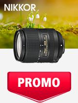 In perioada 1 - 31 martie 2019 obiectivul NIKKOR 18-300mm f/3.5-6.3G ED VR AF-S DX se afla in oferta la partenerii oficiali Nikon din Romania. www.nikonisti.ro