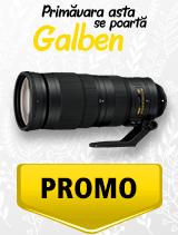 In perioada 1 aprilie - 6 mai 2019 obiectivul NIKKOR 200-500mm f/5.6E ED VR AF-S se afla in oferta la partenerii oficiali Nikon din Romania. www.nikonisti.ro