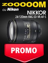 SUNT NIKKOR 24-120mm f/4G ED VR AF-S IN PROMOTIE