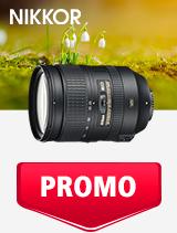 In perioada 1 - 31 martie 2019 obiectivul NIKKOR 28-300mm f/3.5-5.6G ED VR AF-S se afla in oferta la partenerii oficiali Nikon din Romania. www.nikonisti.ro