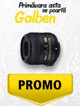 In perioada 1 aprilie - 6 mai 2019 obiectivul NIKKOR 40mm f/2.8G ED AF-S DX Micro se afla in oferta la partenerii oficiali Nikon din Romania. www.nikonisti.ro