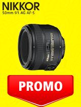 In perioada 7 iulie - 3 august 2020 obiectivul NIKKOR 50mm f/1.4G AF-S se afla in oferta la partenerii oficiali Nikon din Romania. www.nikonisti.ro