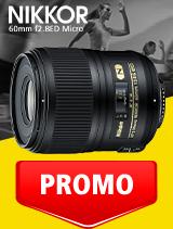 In perioada 1 - 30 septembrie 2020 obiectivul NIKKOR 60mm f/1.8G ED AF-S Micro se afla in oferta la partenerii oficiali Nikon din Romania. www.nikonisti.ro
