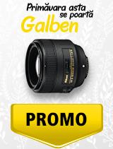 In perioada 1 aprilie - 6 mai 2019 obiectivul NIKKOR 85mm f/1.8G AF-S se afla in oferta la partenerii oficiali Nikon din Romania. www.nikonisti.ro
