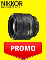 In perioada 5 - 31 august 2020 obiectivul NIKKOR 85mm f/1.8G AF-S se afla in oferta la partenerii oficiali Nikon din Romania. www.nikonisti.ro