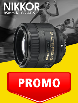In perioada 1 - 30 septembrie 2020 obiectivul NIKKOR 85mm f/1.8G AF-S se afla in oferta la partenerii oficiali Nikon din Romania. www.nikonisti.ro