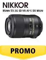 In perioada 26 iunie 2018- 5 august 2018 obiectivul Nikkor 85mm f/3.5G ED VR AF-S DX Micro se afla in oferta la partenerii oficiali Nikon din Romania. www.nikonisti.ro