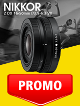 In perioada 1 - 30 septembrie 2020 obiectivul NIKKOR Z 16-50mm f/3.5-6.3 DX VR se afla in oferta la partenerii oficiali Nikon din Romania. www.nikonisti.ro