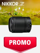 In perioada 1 - 31 martie 2019 obiectivul NIKKOR Z 35mm f/1.8 S se afla in oferta la partenerii oficiali Nikon din Romania. www.nikonisti.ro