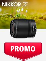 In perioada 1 - 31 martie 2019 obiectivul NIKKOR Z 50mm f/1.8 S se afla in oferta la partenerii oficiali Nikon din Romania. www.nikonisti.ro