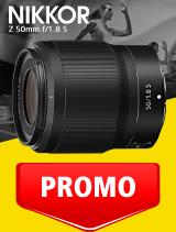 In perioada 1 - 30 septembrie 2020 obiectivul NIKKOR Z 50mm f/1.8 S se afla in oferta la partenerii oficiali Nikon din Romania. www.nikonisti.ro