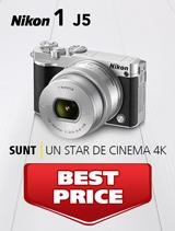 SUNT Nikon 1 J5 kit 10-30mm VR PD-Zoom