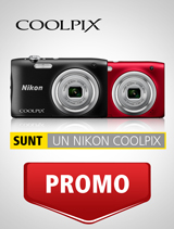 SUNT NIKON COOLPIX A100