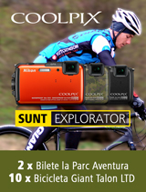 SUNT NIKON COOLPIX AW110 IN SUPER PROMOTIE