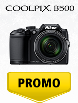 In perioada 4 decembrie 2019 - 15 ianuarie 2020 aparatul foto Nikon COOLPIX B500 se afla in oferta la partenerii oficiali Nikon din Romania. www.nikonisti.ro
