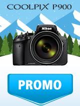 In perioada 9 ianuarie - 4 februarie 2019 aparatul foto Nikon COOLPIX P900 se afla in oferta la partenerii oficiali Nikon din Romania. www.nikonisti.ro