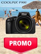 In perioada 1 - 31 iulie 2019 aparatul foto Nikon COOLPIX P900 se afla in oferta la partenerii oficiali Nikon din Romania. www.nikonisti.ro