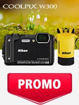 In perioada 1 - 31 martie 2019 aparatul foto Nikon COOLPIX W300 se afla in oferta la partenerii oficiali Nikon din Romania. www.nikonisti.ro