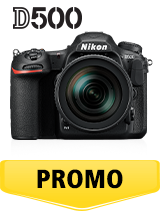 In perioada 26 iunie 2018 - 5 august 2018 aparatul foto DSLR Nikon D500 Kit 16-80mm VR se afla in oferta la partenerii oficiali Nikon din Romania. www.nikonisti.ro