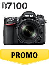 In perioada 16 aprilie 2018- 6 iunie 2018 aparatul foto DSLR Nikon D7100 Kit 18-105mm f/3.5-5.6G ED VR AF-S DX se afla in oferta la partenerii oficiali Nikon din Romania. www.nikonisti.ro