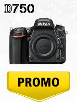 In perioada 4 decembrie 2019 - 15 ianuarie 2020 aparatul DSLR Nikon D750 body se afla in oferta la partenerii oficiali Nikon din Romania. www.nikonisti.ro