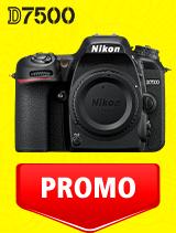 In perioada 7 iulie - 3 august 2020 aparatul DSLR Nikon D7500 body se afla in oferta la partenerii oficiali Nikon din Romania. www.nikonisti.ro