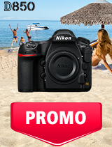 In perioada 1 - 31 iulie 2019 aparatul foto DSLR Nikon D850 body se afla in oferta la partenerii oficiali Nikon din Romania. www.nikonisti.ro