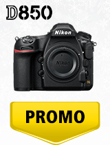 In perioada 4 decembrie 2019 - 15 ianuarie 2020 aparatul foto DSLR Nikon D850 body se afla in oferta la partenerii oficiali Nikon din Romania. www.nikonisti.ro