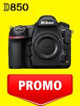 In perioada 7 iulie - 3 august 2020 aparatul foto DSLR Nikon D850 body se afla in oferta la partenerii oficiali Nikon din Romania. www.nikonisti.ro