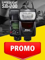 In perioada 1 - 30 septembrie 2020, blitul foto Nikon SPEEDLIGHT SB-700 se afla in oferta la partenerii oficiali Nikon din Romania. www.nikonisti.ro