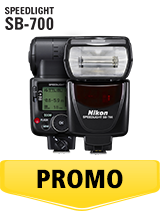 In perioada 16 aprilie 2018- 6 iunie 2018 blitul foto Nikon SPEEDLIGHT SB-700 se afla in oferta la partenerii oficiali Nikon din Romania. www.nikonisti.ro