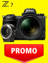 In perioada 5 - 31 august 2020 aparatul foto Mirrorless Nikon Z7 Kit 24-70mm f/4 S + FTZ se afla in oferta la partenerii oficiali Nikon din Romania. www.nikonisti.ro