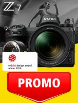 In perioada 1 - 30 septembrie 2020 aparatul foto Mirrorless Nikon Z7 Kit 24-70mm f/4 S + FTZ se afla in oferta la partenerii oficiali Nikon din Romania. www.nikonisti.ro