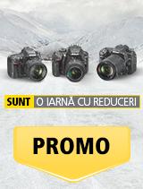 In perioada 15 ianuarie 2018 - 18 februarie 2018 la partenerii oficiali Nikon din Romania. www.nikonisti.ro