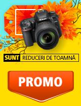 In perioada 3 - 30 septembrie 2018 la partenerii oficiali Nikon din Romania. www.nikonisti.ro